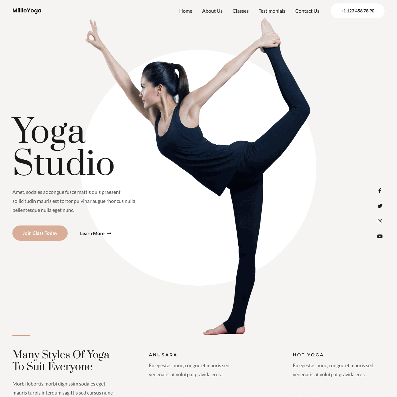 yoga-website-design